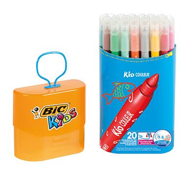 KID COULEUR felt pens CASE